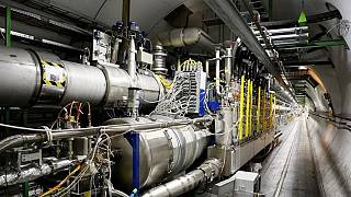 CERN's hadron particle collider back up after maintenance