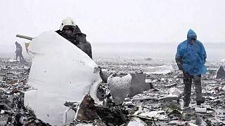 Russie: une erreur humaine serait à l'origine du crash du Boeing de la Flydubai
