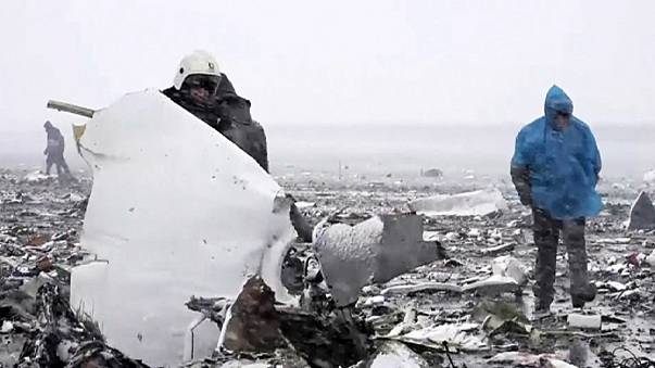 Boeing-Absturz in Rostow: Ermittler legen ersten Bericht vor