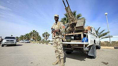 Libya: Anti-Islamic State forces deployed in Tripoli
