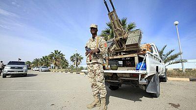 Libya: Anti-Islamic State forces deployed in Tripoli