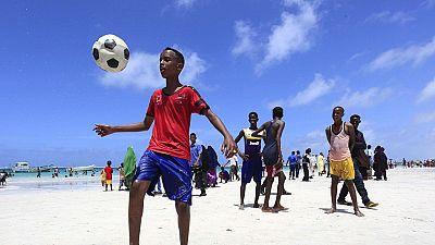 La relance du football en Somalie