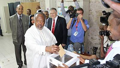 Djibouti: Incumbent Omar Guelleh reelected for fourth term