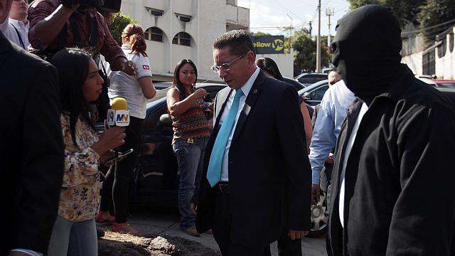 """""""Panama Papers"""" : raid de la police du Salvador contre les bureaux du cabinet Mossack Fonseca"""