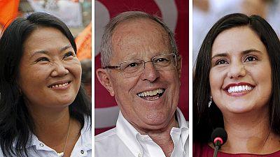 Electorate split ahead of Peru presidential vote