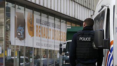 Attentats de Paris et de Bruxelles, coup de filet de la police belge