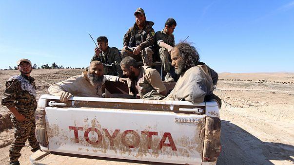 Syrien: Weitere Gebietsverluste für Miliz ISIL