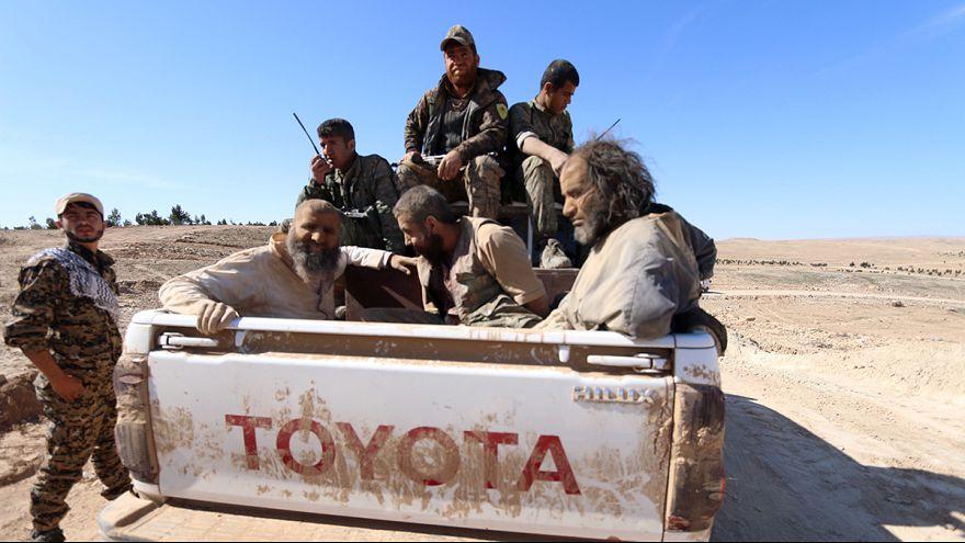 Siria, Isil in ritirata al sud e al centro. Liberate rovine del monastero di Mar Elian