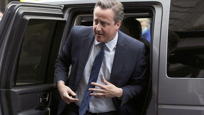 Cameron reconoce que no gestionó bien el asunto de los papeles de Panamá
