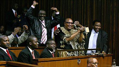 Afrique du Sud/Oakbay : Duduzane Zuma rend le tablier