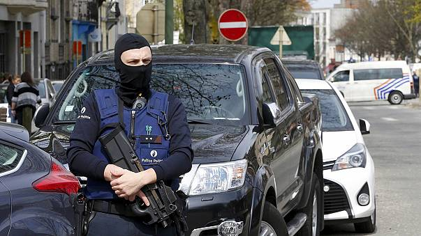 Nueva redada policial en Bélgica