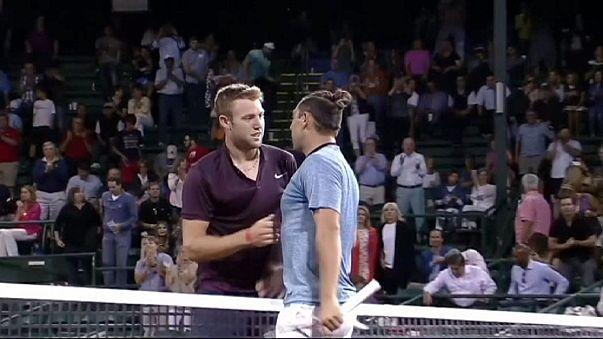 ATP-Turnier in Houston: Isner und Sock im Halbfinale