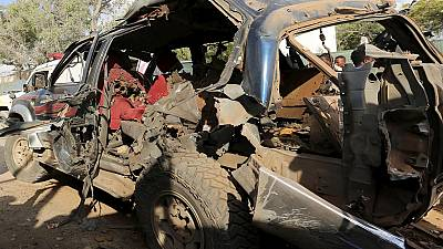 Somalia: Car bomb kills 3 in Mogadishu