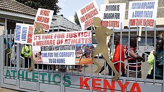 Kenya: l'IAAF rejette l'appel d'Isaac Kamande Mwangi
