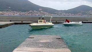 Naufragio al largo di Samos, almeno cinque morti