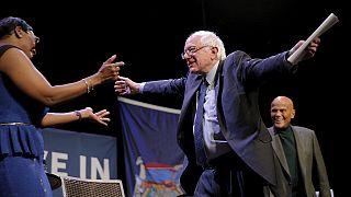 Sanders wins Wyoming amidst delegates split