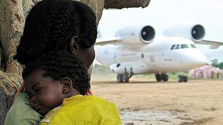 Le Soudan du Sud touché par la famine