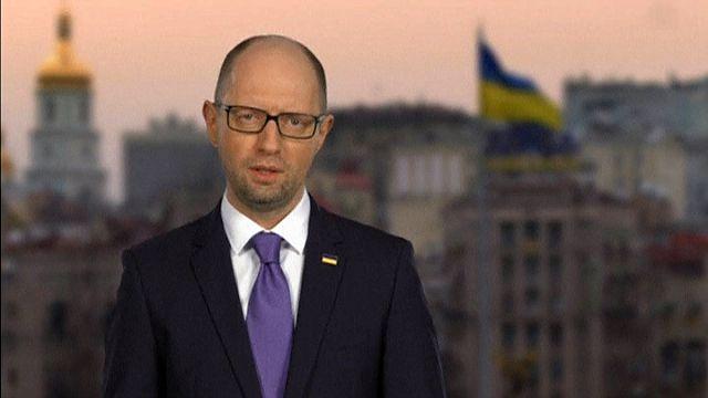 Ucraina: il premier Arseny Yatseniuk ha rassegnato le dimissioni