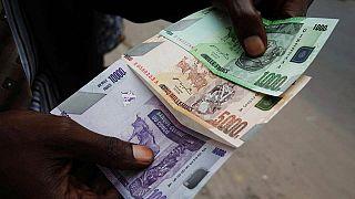 RDC : la percée du mobile money