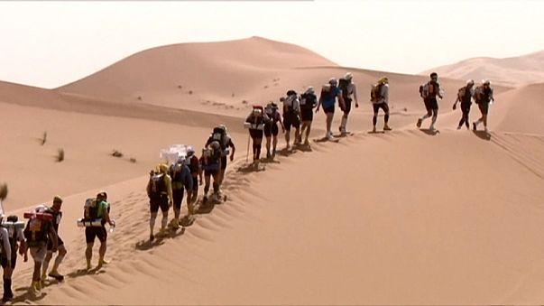 Arranca el Maratón de las arenas