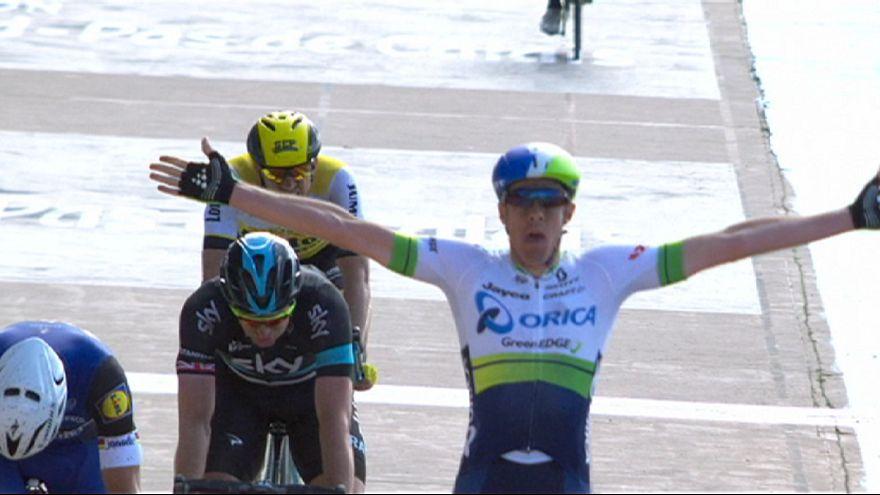 Paris-Roubaix yarışını Avustralyalı Hayman kazandı.