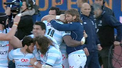 Champions Cup : le Racing sort Toulon