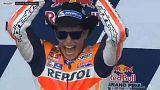 Speed - Marquez gewinnt Houston, Lawson auf dem Laguna Seca Raceway