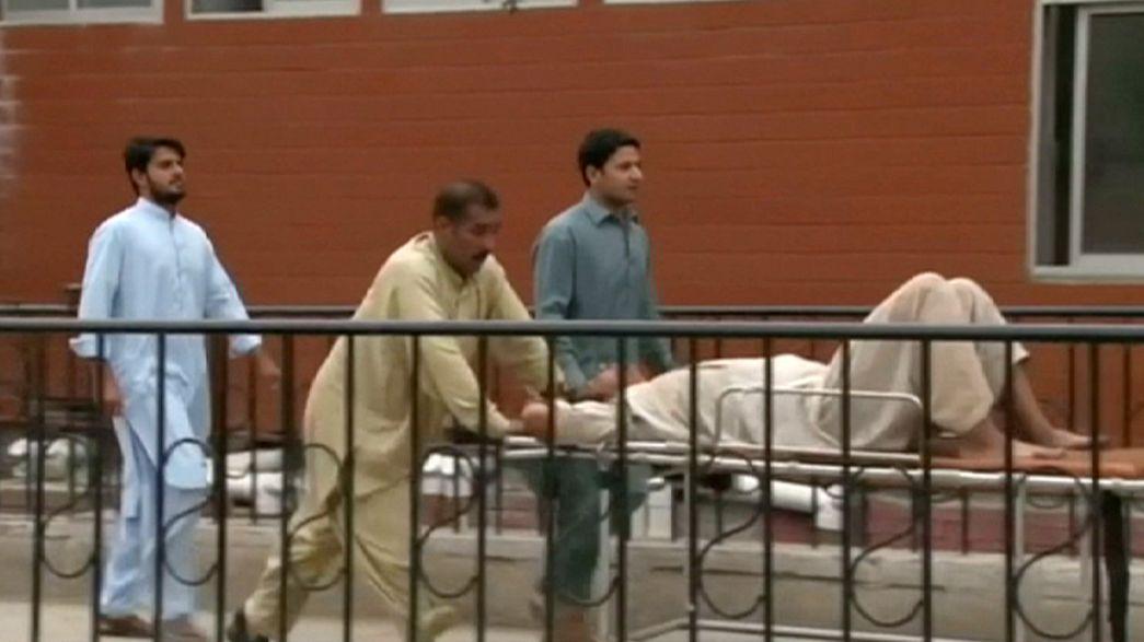 Землетрясение в Афганистане отозвалось в Пакистане, Индии, Узбекистане и Китае