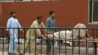 Sismo mata seis pessoas no Paquistão
