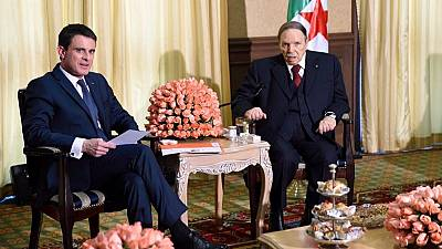 Manuel Valls en Algérie pour réchauffer l'axe Paris-Alger