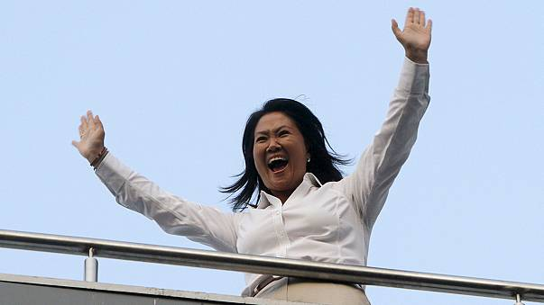 Peru seçimlerinde Keiko Fujimori zafere yakın