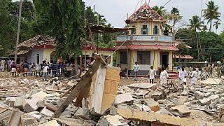 آغاز تحقیقات در مورد آتش سوزی معبدی در هند