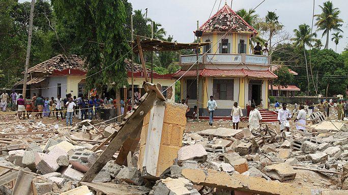 Hindistan'da havai fişek faciası: 110 ölü, 400 yaralı