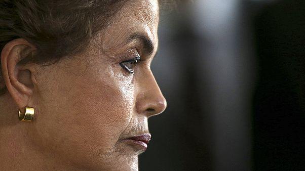 Brasil: el matrimonio de conveniencia de Dilma se va a pique