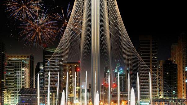 Dubaï : la course à la tour la plus haute du monde continue