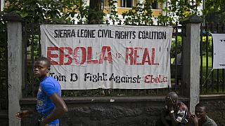 Sierra Leone on high alert amid new Ebola cases in Liberia and Guinea