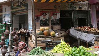 Egypte : chute des prix à la consommation pour le troisième mois consécutif