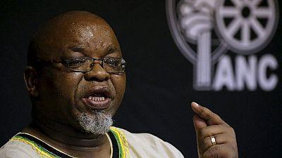 Afrique du Sud : l'ANC perd la confiance de ses supporters - Gwede Mantashe