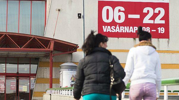 Vasárnapi boltzár: váratlan pálfordulás a kormány részéről