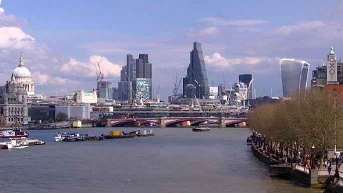 تراجع النمو في بريطانيا في الربع الأول من العام 2016