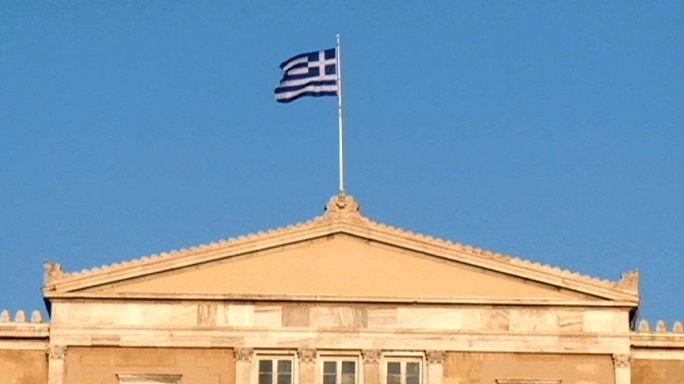 Yunanistan yardım programında ilk gözden geçirme tamamlanmak üzere