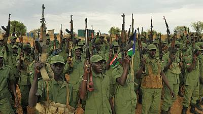 South Sudan rebels move into Juba ahead of Machar's arrival
