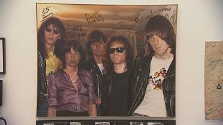"""Queens Museum"" homenageia grupo de punk rock, Ramones"