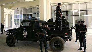 Angola: Police block anti-government protest, detain protesters