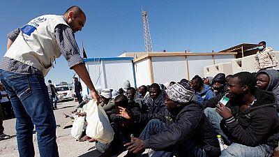 Libye : plus d'une centaine de migrants secourus au large des côtes