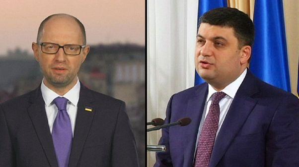 El presidente del Parlamento ucraniano se perfila como primer ministro tras la dimisión de Yatseniuk
