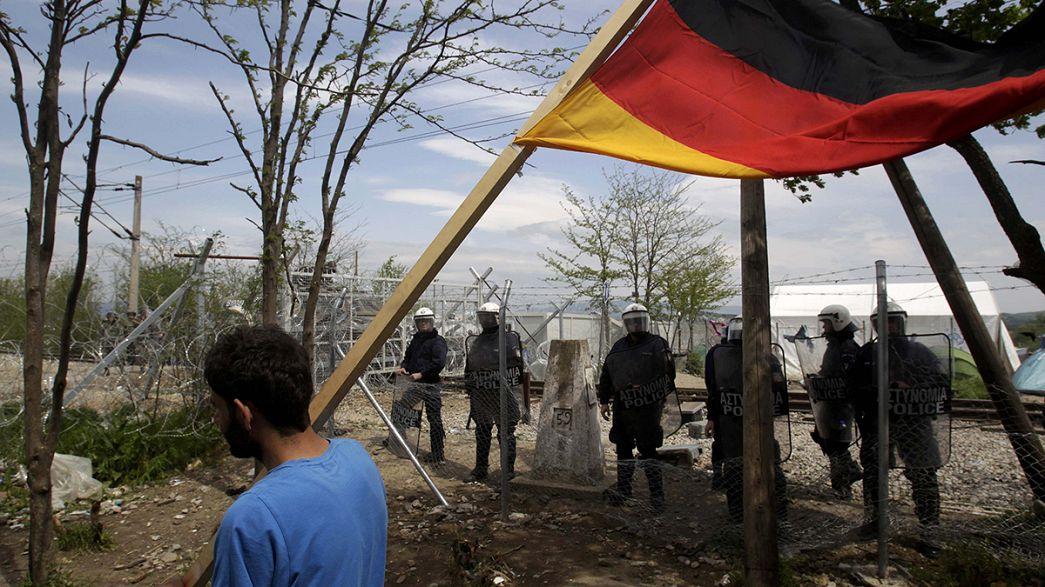 A luta dos refugiados em Idomeni por uma vida melhor
