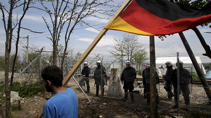 İdomeni: Avrupa'nın mülteci sınavı