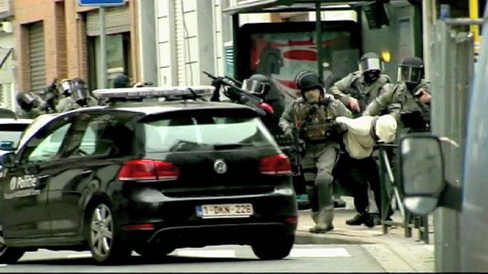 Belgium hails terror cell breakthrough