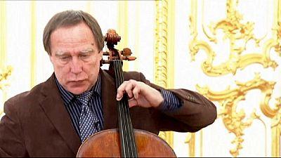 Panama papers. Roldugin, il violoncellista amico di Putin: donazioni per i giovani musicisti